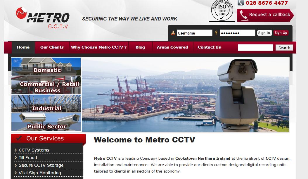 Metro CCTV