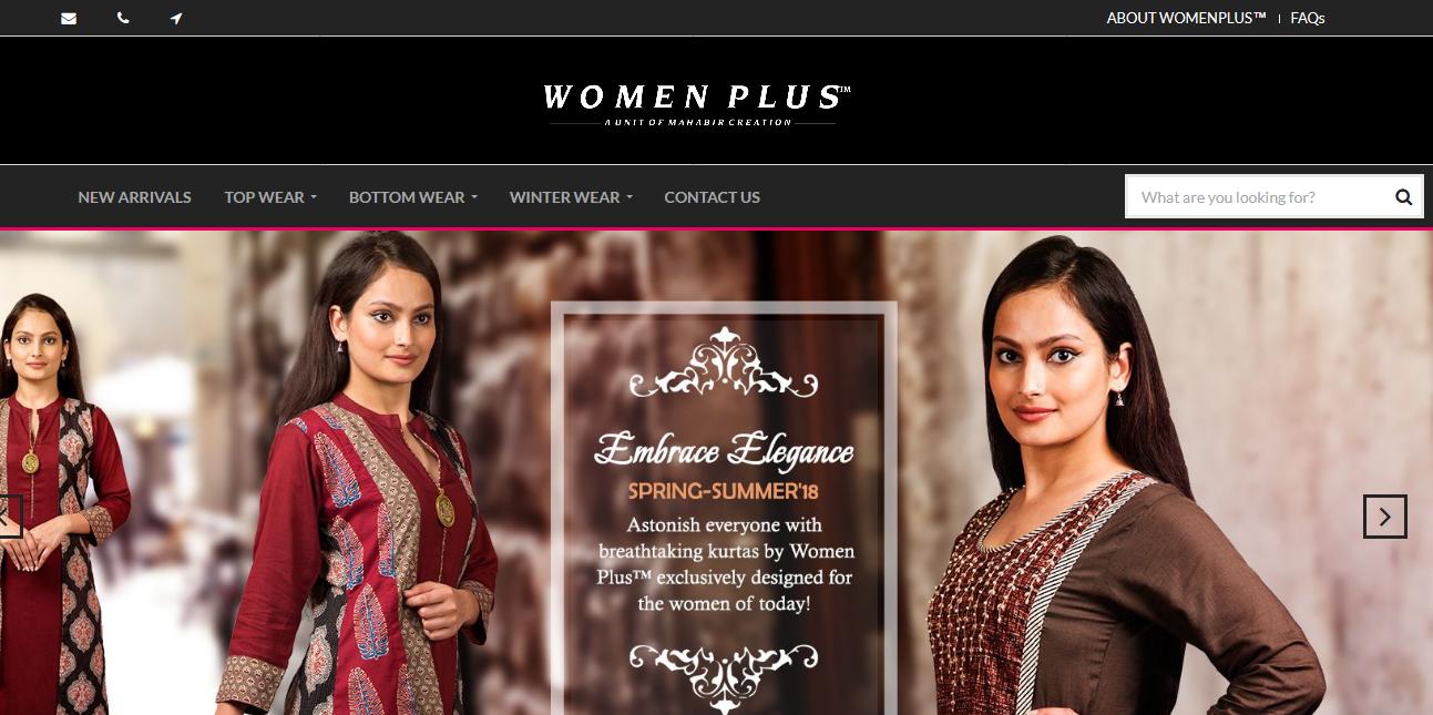 Women Plus India