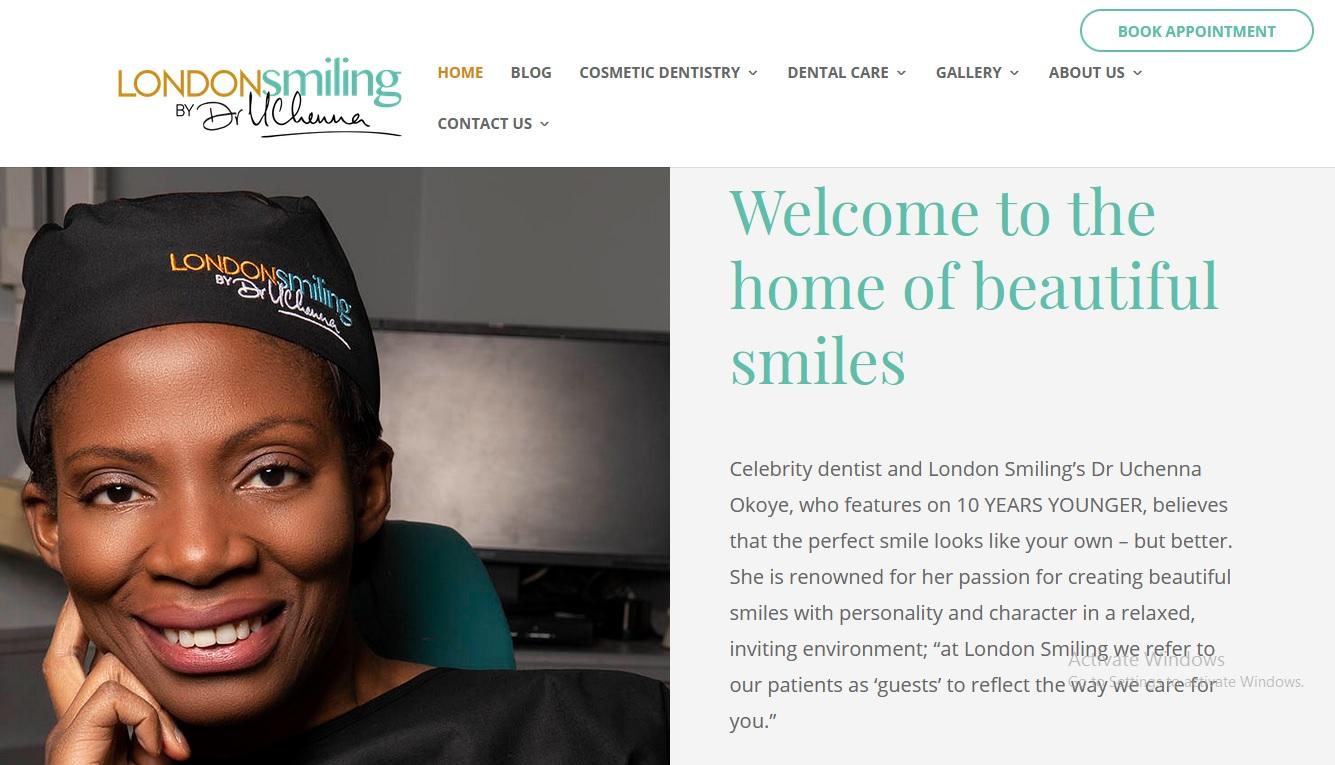 London Smiling